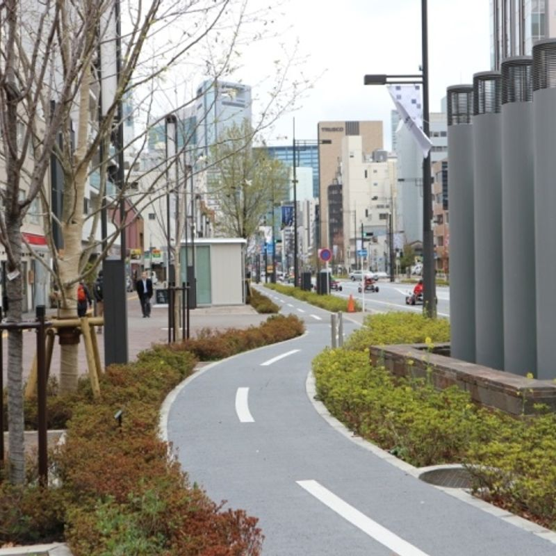 Tokyo's Champs-Elysees: Shintora Avenue does enough to carve out its own identity photo