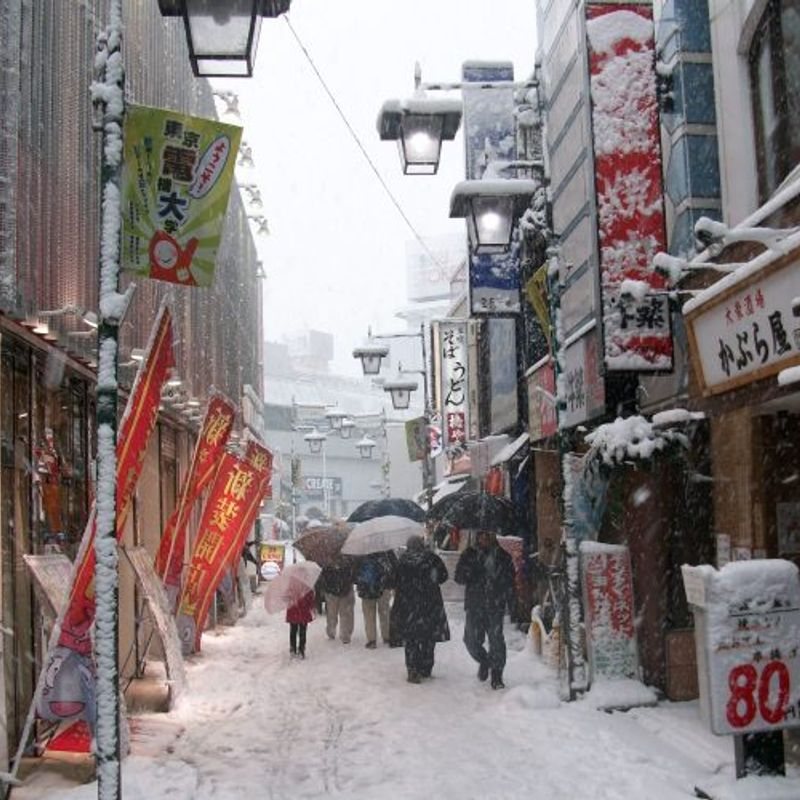 Tips For Dealing With Dry Winters In Japan photo