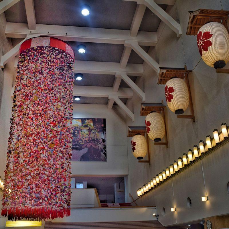 Guinness record-setting Tsurushi-hina in Tokamachi photo