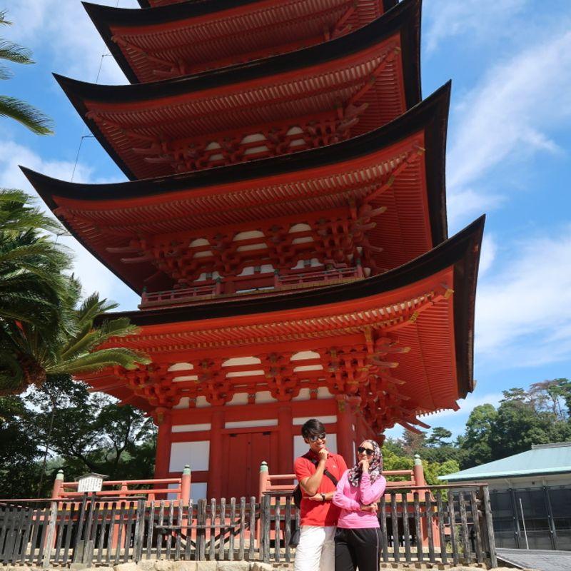 Miyajima Island photo