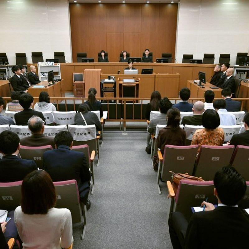 死刑判決を受けた日本の「黒未亡人」連鎖殺人犯 photo
