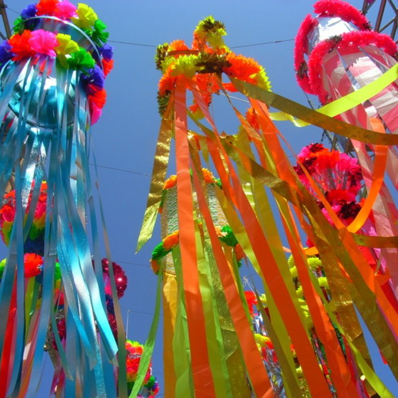 Festival Fun - Tanabata in the Tokyo Suburbs photo