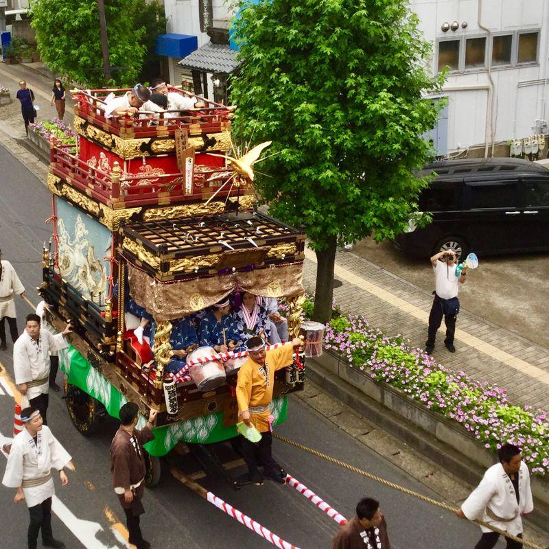 Narita Omotesando and Gion Festival  photo