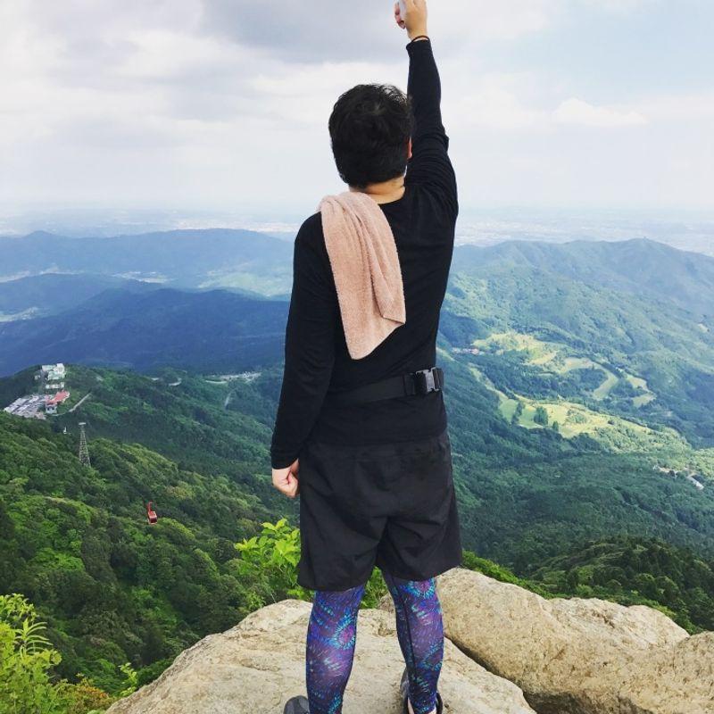 Mount Tsukuba Ibaraki ken photo