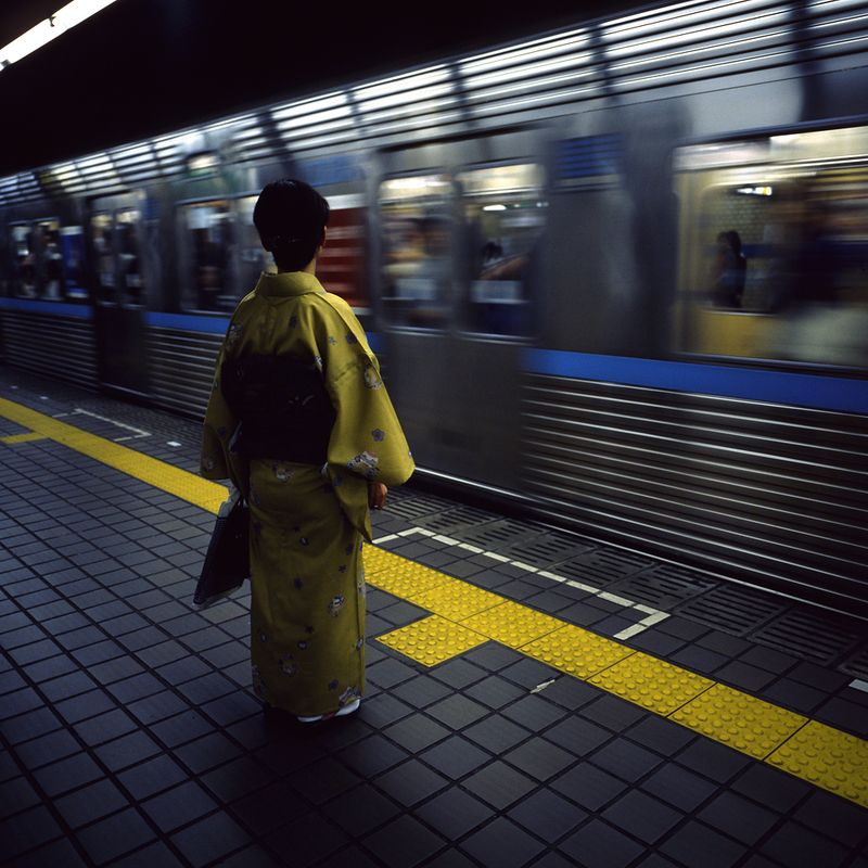 On women, work, and tradition in Japan photo
