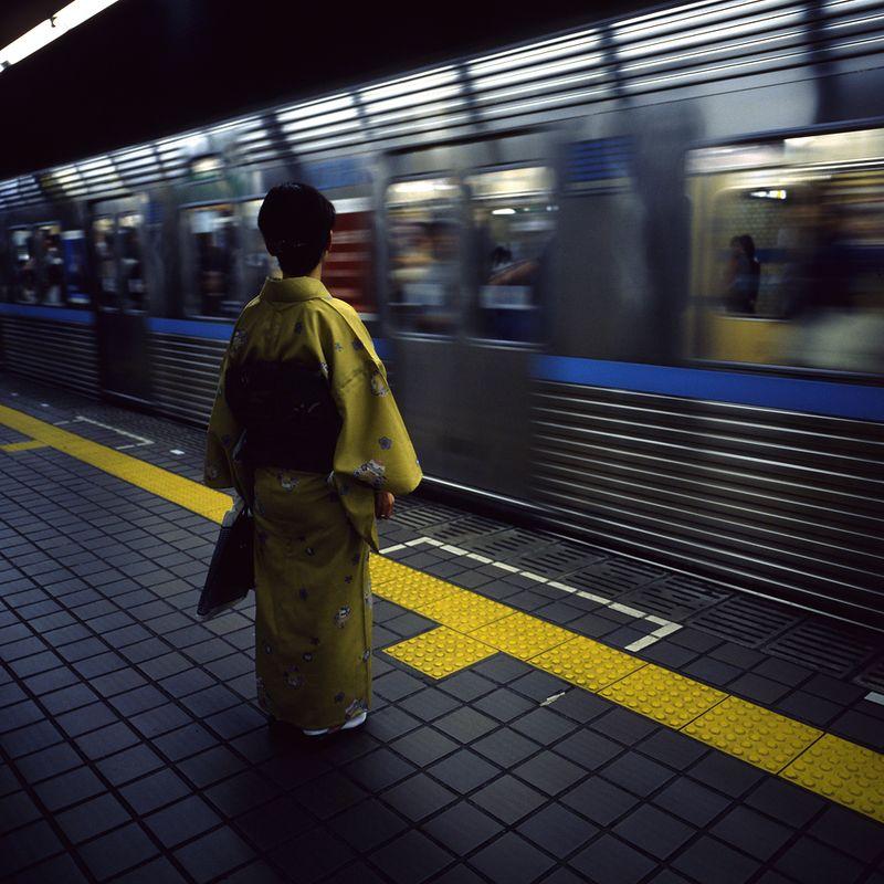 日本の女性、仕事、伝統について photo