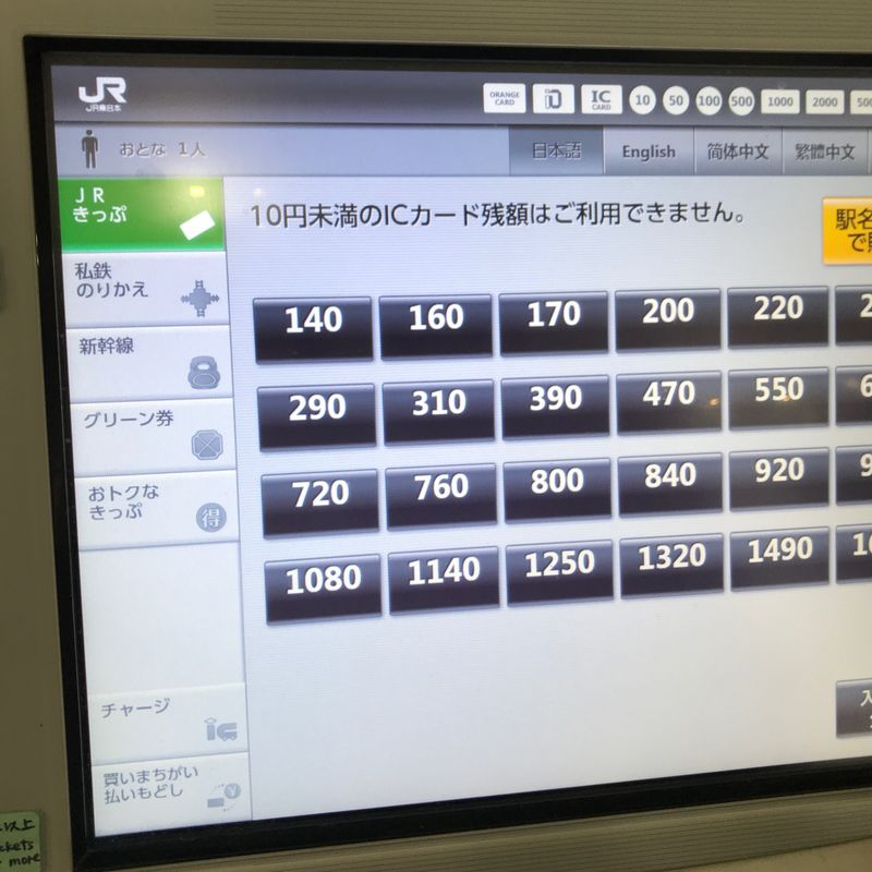 How to travel one day on Tokyo JR East trains for only 750 yen photo