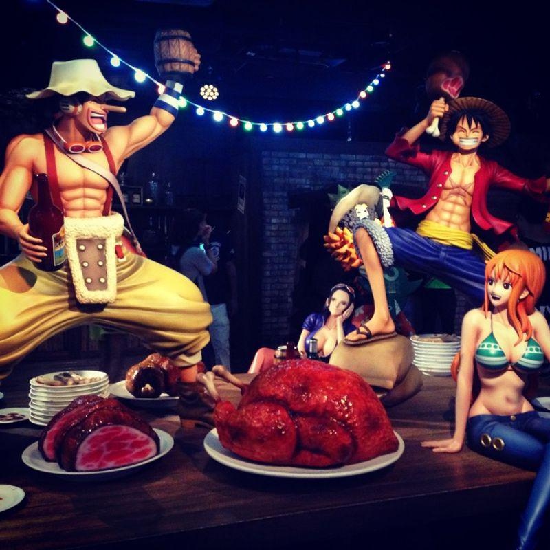 Tokyo One Piece Tower photo