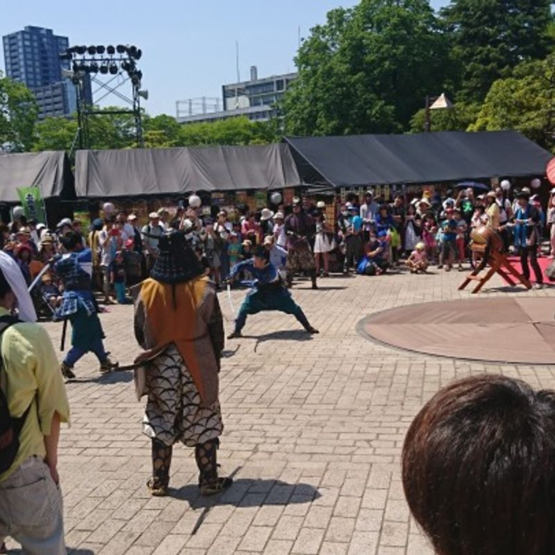 Aoba Matsuri Summer Festival Review photo