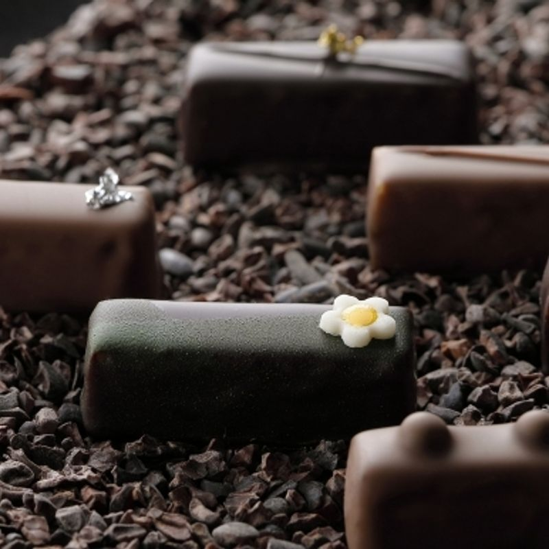 Japan's Valentine's Day chocolates, treats come dressed for the occasion photo