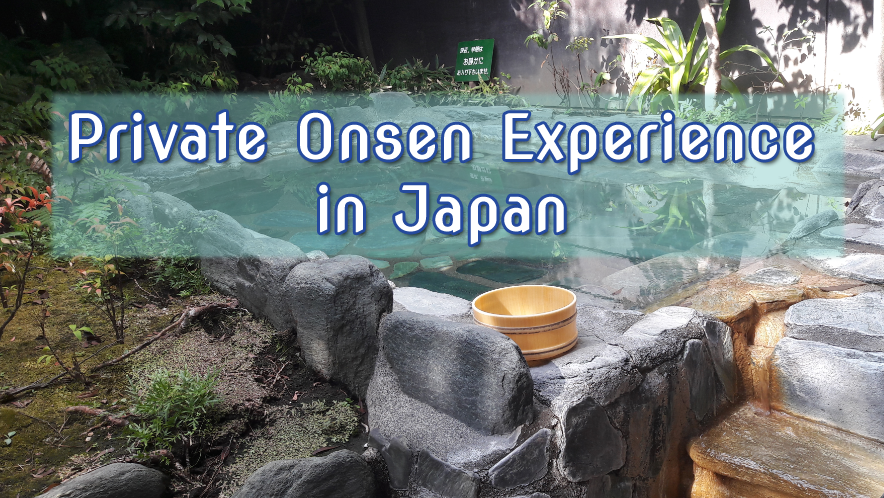 Private onsen experience for shy people or those with for Onsen tattoos allowed