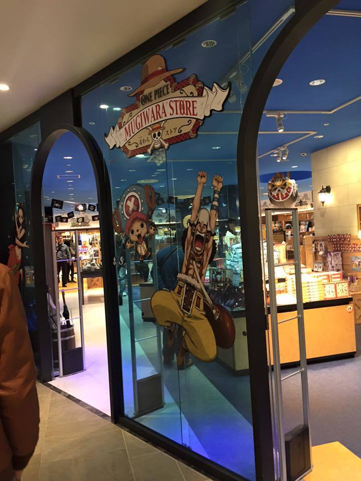 One Piece at the Tokyo Tower!  Living - Shopping  Minato-ku, Tokyo  City-Cost