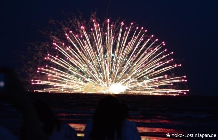 Kamakura Firework